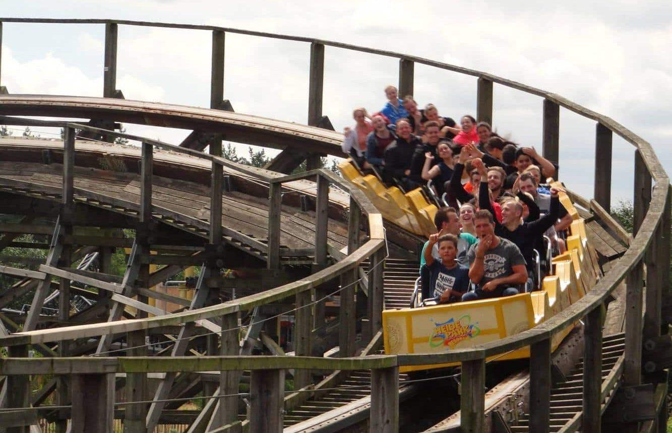 Heide Park Soltau verschiebt erneut den Saisonstart 2020