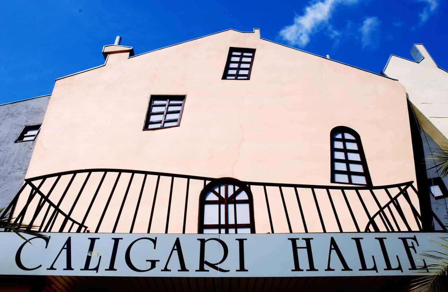 Caligari Halle Potsdam