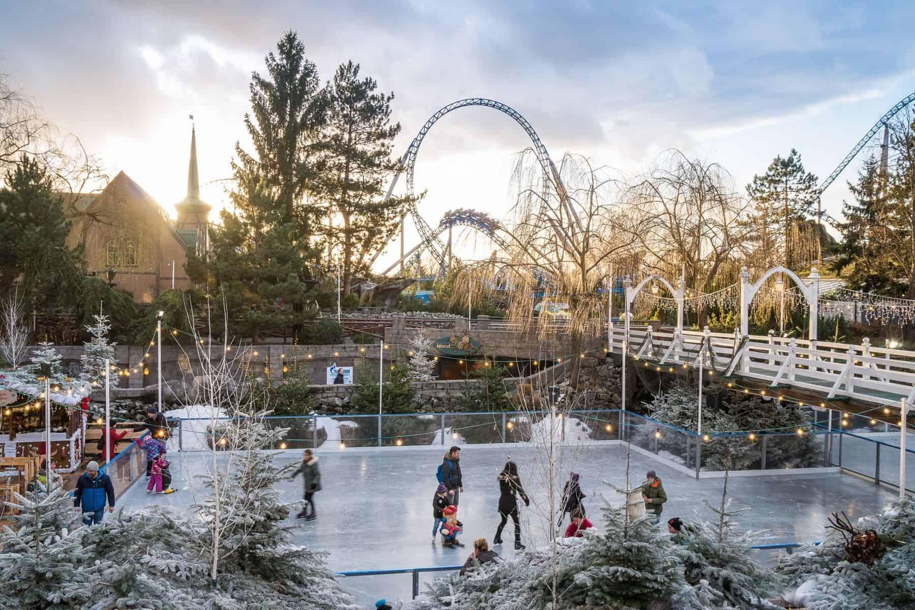 Europa- Park Winter