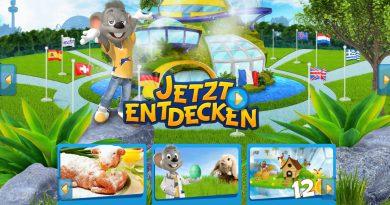 Online-Spiel- und Lernplattform Europa-Park JUNIOR CLUB bietet Kindern edukative Formate für zuhause