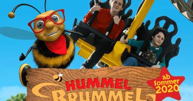 """Schwaben Park beginnt Arbeiten zur neuen Achterbahn """"Hummel Brummel"""""""