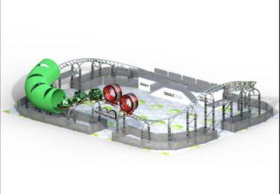 Ravensburger Spieleland schürt Vorfreude auf rasanten Fahrspaß ab 2021