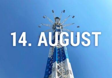 Skyline Park in Bayern nennt Eröffnungstermin für das höchste Flugkarussell der Welt!