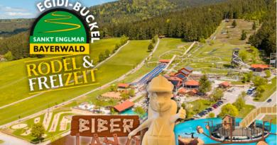Rodel- und Freizeitparadies Sankt Englmar: Neu mit Biberland als Neuheit 2021